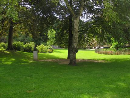 Parc Abbaye de la Cambre