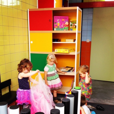 Kids corner Chicago Eetcafé