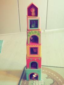 Tour de cubes
