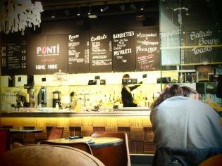 Ponti Corner Bar