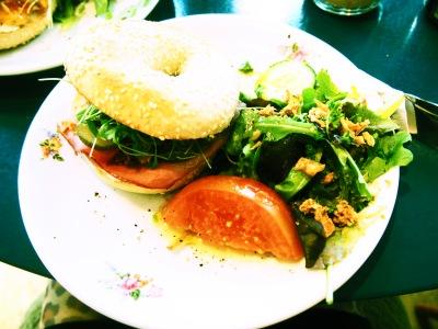 Bagels @ Jat' Café
