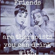 Friends therapists