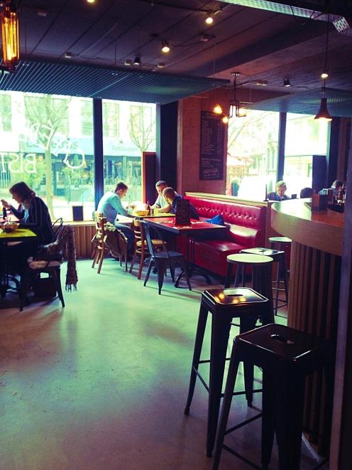 Café de lindustrie