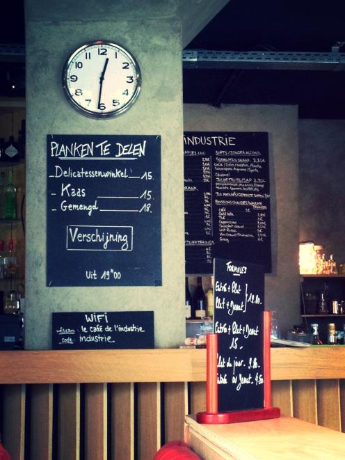 cafe de lindustrie
