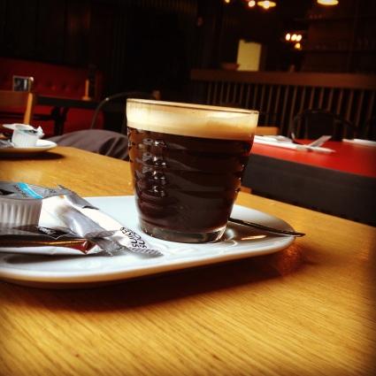coffee @café de l'industrie
