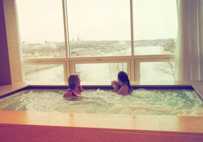 Deep Nature Spa Jacuzzi