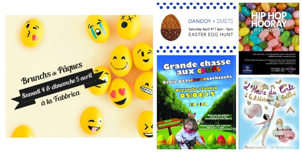 Que faire WE de Pâques à Bruxelles
