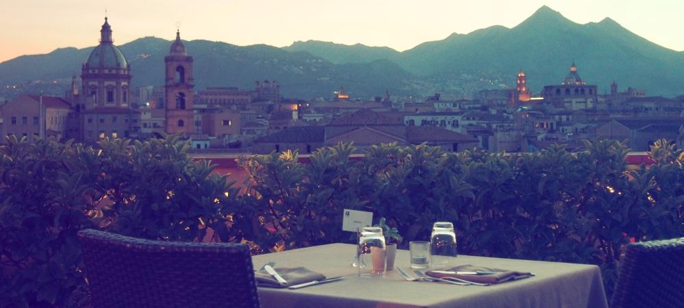 Restaurant Seven Palermo