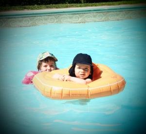 Gaspard&Emma - piscine