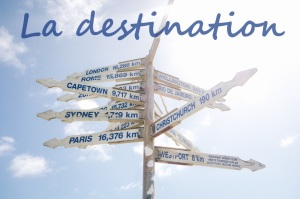 La destination