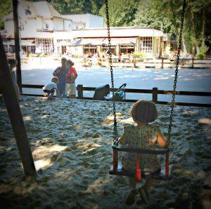 Kids friendly La Brasserie de la Patinoire