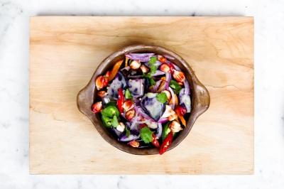 Et si on mangeait des légumes ?