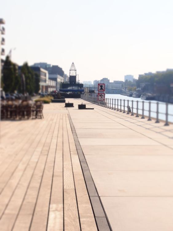 walk quai des péniches