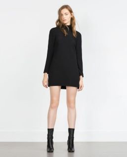 robe chasuble Zara