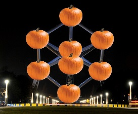 Halloween Brussels