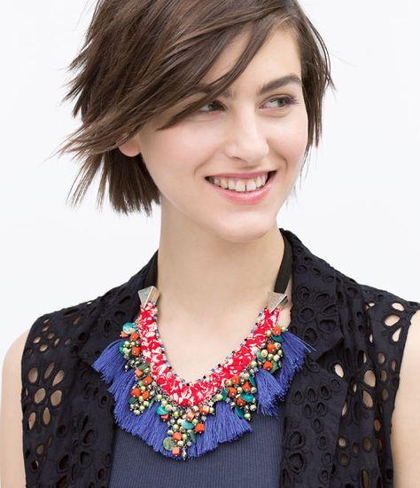 Collier Zara