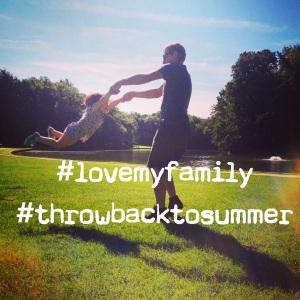 #lovemyfamily #throwbacktosummer