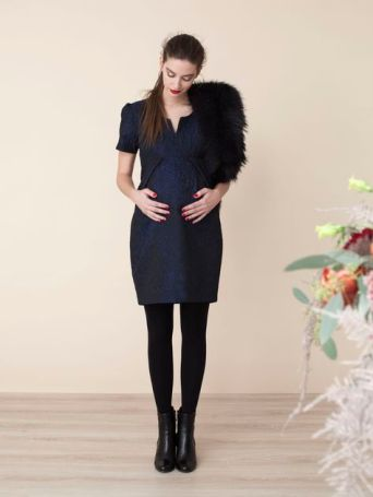 Maternity dress Pas de deux