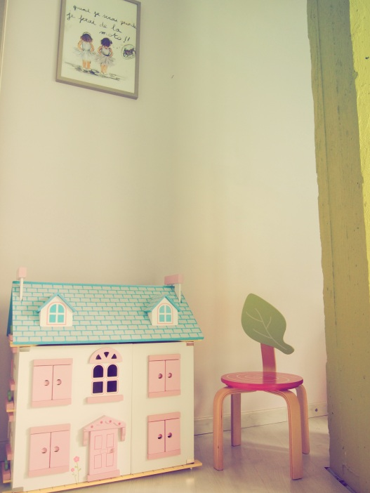 sa chambre