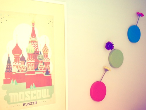 Affiche Moscow