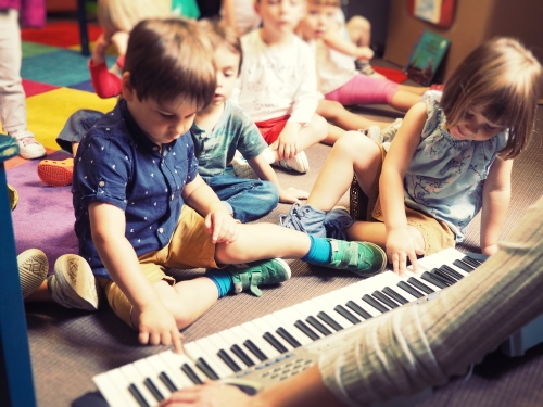 la chaise musicale