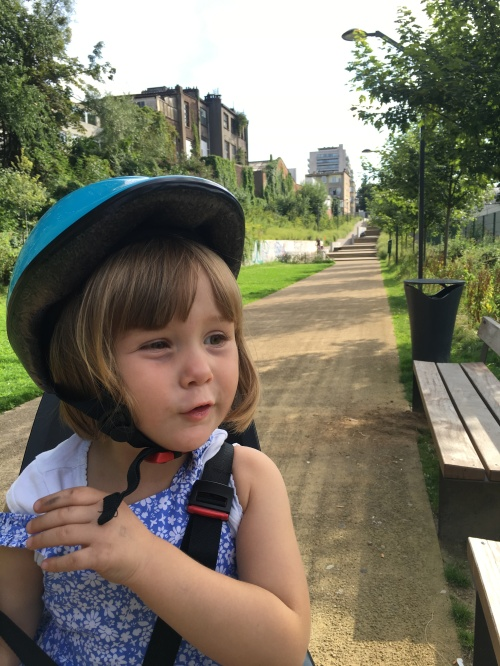 Emma siège vélo