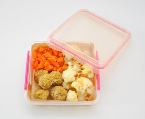 boulettes pois chiches carottes