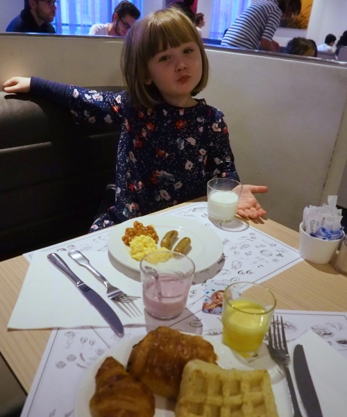 Emma breakfast Novotel Brussels