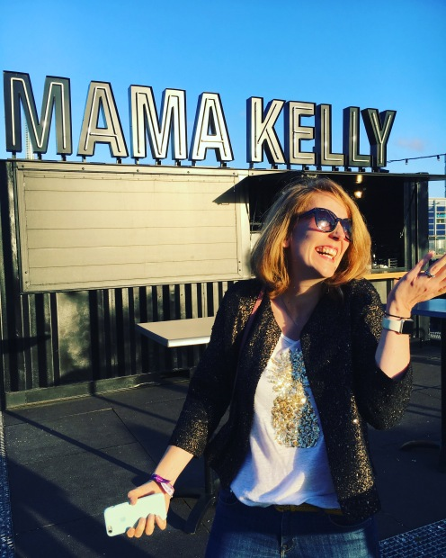 Mama Kelly Odeline
