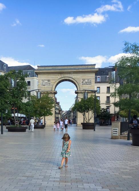 xParcours de la chouette Dijon