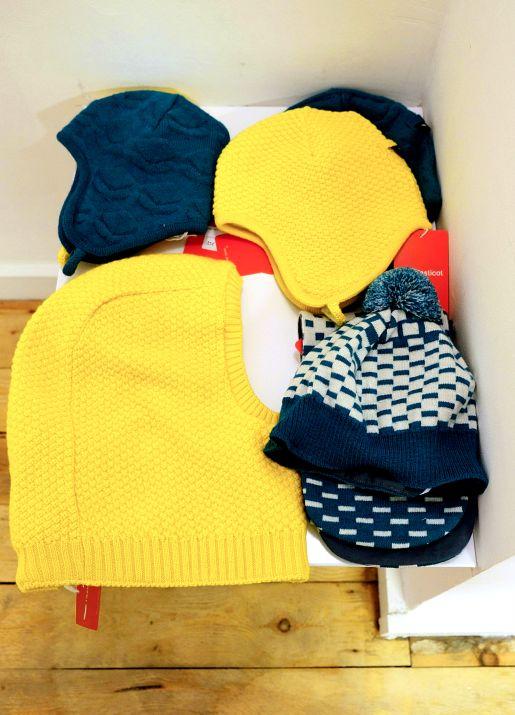 L'asticot bonnets